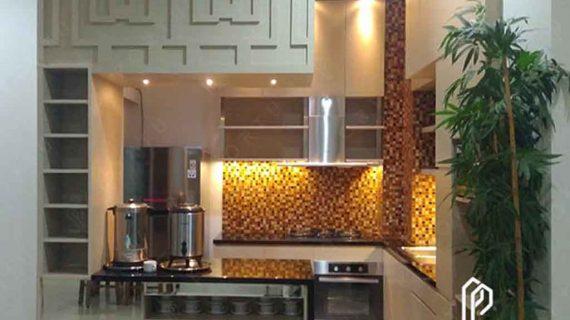Menata Dapur Lebih Rapi Dengan Lemari Dapur