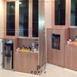Buat Kabinet Dispenser Model Minimalis Permata Hijau Jakarta Selatan
