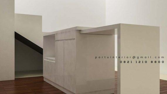 model meja lipat untuk makan by Portu