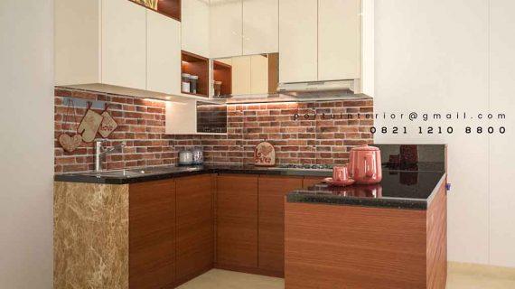 jual kitchen set jakarta Portu Interior