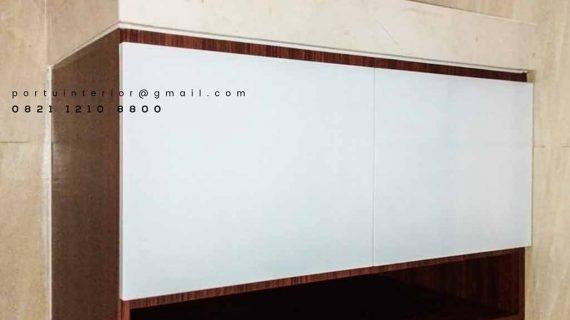 harga kabinet wastafel model minimalis