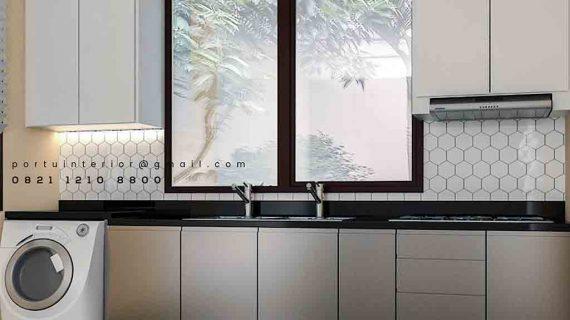 kitchen set design modern minimalis by Portu