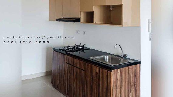 model lemari di dapur design minimalis