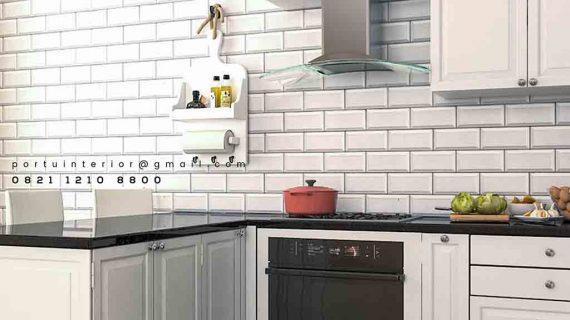 model minimalis kitchen set tangerang selatan