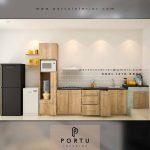Konsultasi Jasa Kitchen Set Minimalis Pondok Sukatani Permai Tapos Depok Di Portu Interior