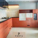 Pembuatan Kitchen Set Minimalis Murah Suvarna Sutera Tangerang