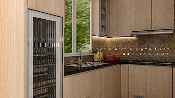 Konsultasi Pembuatan Kitchen Set Minimalis Modern Baranangsiang Indah Bogor Gratis
