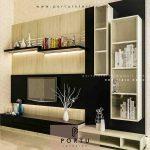 Review Backdrop Tv Minimalis Modern Klien Villa Artha Gading Jakarta Utara