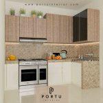 Ide Buat Kitchen Set Design Minimalis Di Komp Billy Moon Duren Sawit Jakarta Timur
