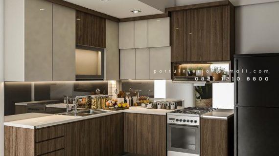 Jasa Kitchen Set Murah Desain Minimalis Di Kalideres Jakarta Barat