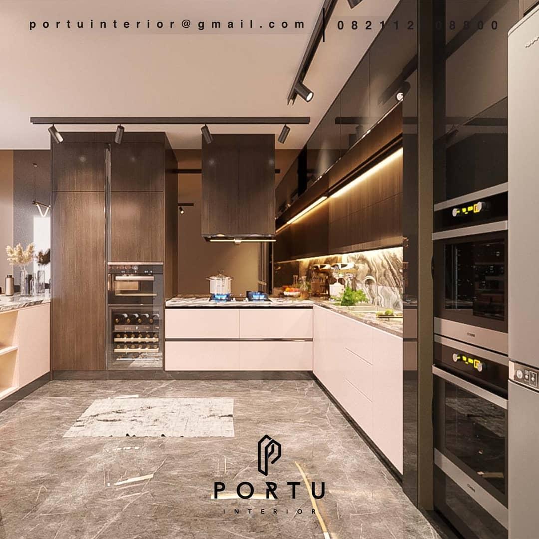 Contoh Kitchen Set