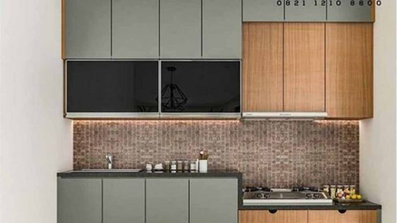 55+ Portofolio Kitchen Set Warna Dark Grey Paling Favorit