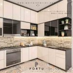 Inspirasi Model kitchen Set Minimalis Tahun 2020