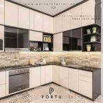 Inspirasi Model kitchen Set Minimalis Tahun 2020