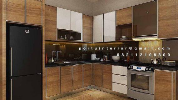 Model kitchen Set Minimalis Terbaru Paling Favorit