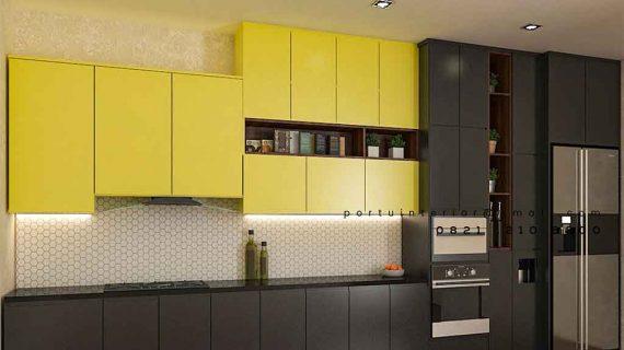 Cek Harga Kitchen Set Murah Dengan Desain  Khusus