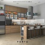 99+ Contoh Kitchen Set di Pamulang Tangerang Beserta Model