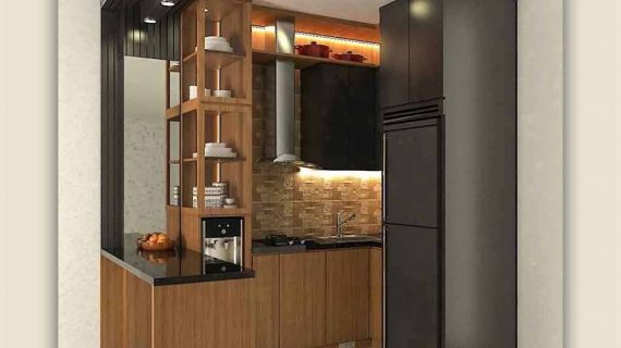 Jasa Pembuatan Kitchen Set di BSD Tangerang
