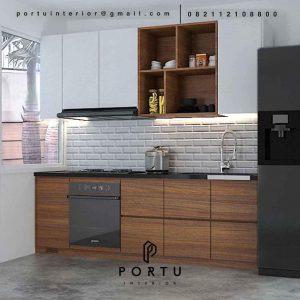 Pembuatan Kitchen Set Bekasi Banyak Pilihan & Paling Lengkap id4507p
