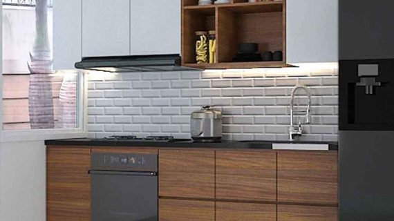 Pembuatan Kitchen Set Bekasi Banyak Pilihan & Paling Lengkap