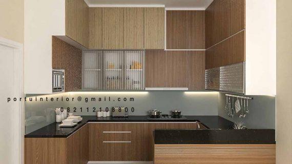 Cek Disini Harga Kitchen Set Minimalis Desain Modern Banget