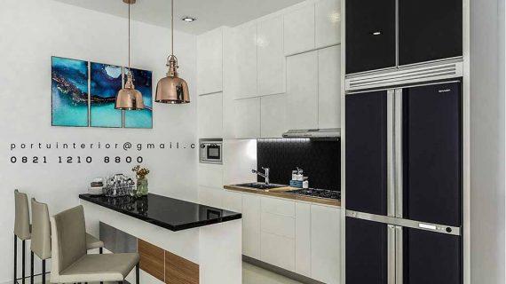 Harga Kitchen Set Minimalis Mungil Paling Multifungsi