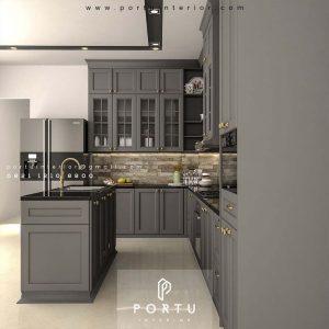 Kitchen Set Cibubur Desain Sendiri Harga Ekonomis