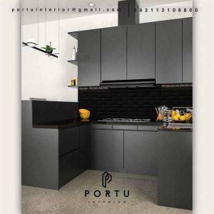 120+ Portofolio Kitchen Set Warna Grey Paling Populer Banget ID4688
