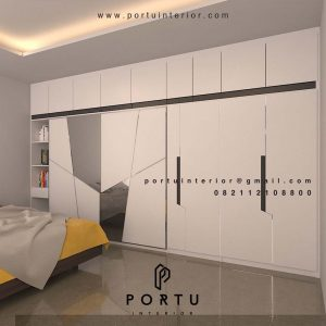 77+ Gambar Lemari Pakaian Warna Putih Desain Sendiri
