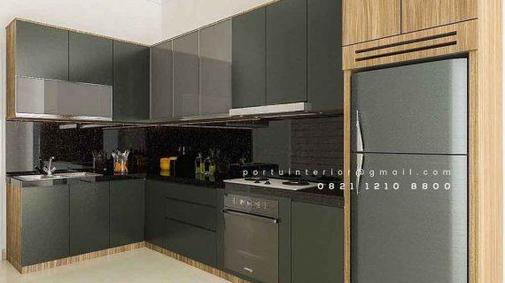 99+ Portofolio Kitchen Set Serpong Tangerang Paling Update