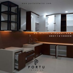 Jasa Kitchen Set Kembangan Jakarta barat id4641P