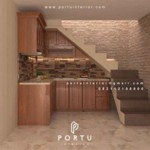 30+ Portofolio Kitchen Set Serpong Tangerang Terbaru