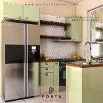 Buat Kitchen Set Murah Untuk Dapur Cantik