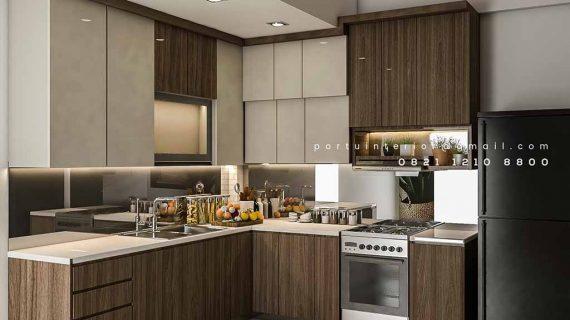 Jasa Kitchen Set Murah Tangerang Desain Minimalis Terbaru