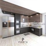 Jasa Pembuatan Kitchen Set Pik 2 Pantai Indah Kapuk