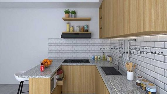Tempat Jual Kitchen Set Murah Bekasi dan Sekitarnya