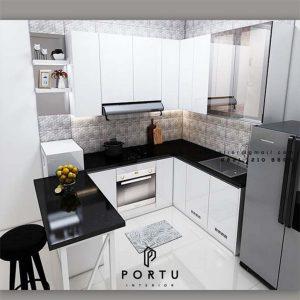 Kitchen Set Depok Terbaru & Terdekat ID4975PT