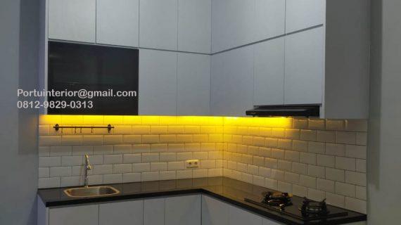 Kitchen Set Kelapa Dua Tangerang Selatan Id4823