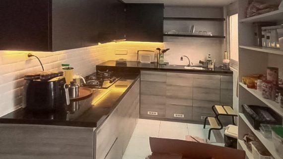 Tempat Pembuatan Kitchen Set Kebayoran Lama Jakarta Selatan ID5044